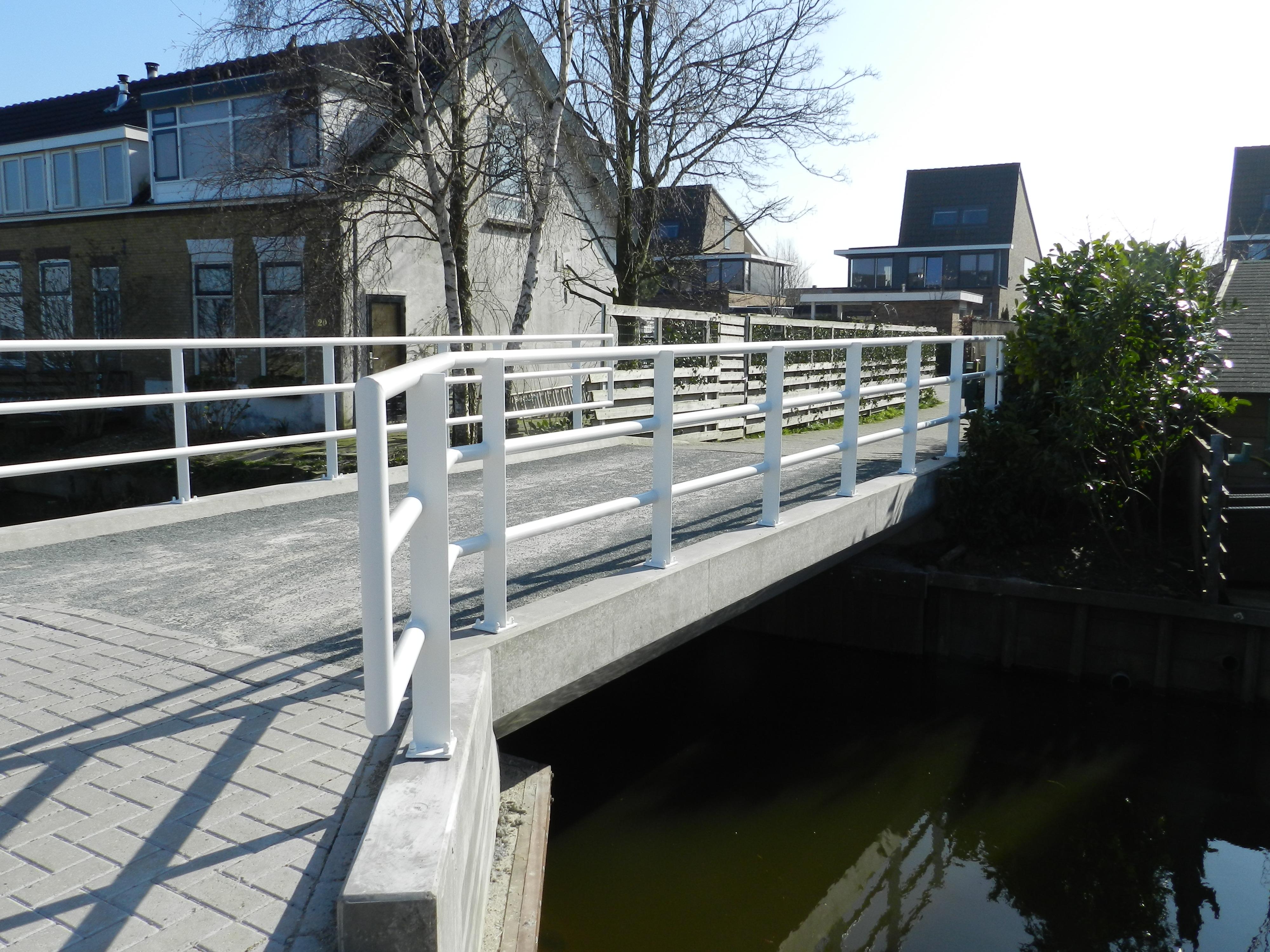 Lansingerland brug nieuw