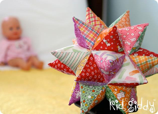 How To Quilted Modular Star Make Handmade Crochet Craft