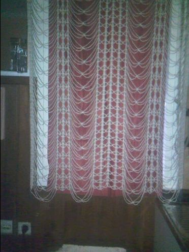 Crochet Beauty And Easy Curtain Crochet Pattern Make