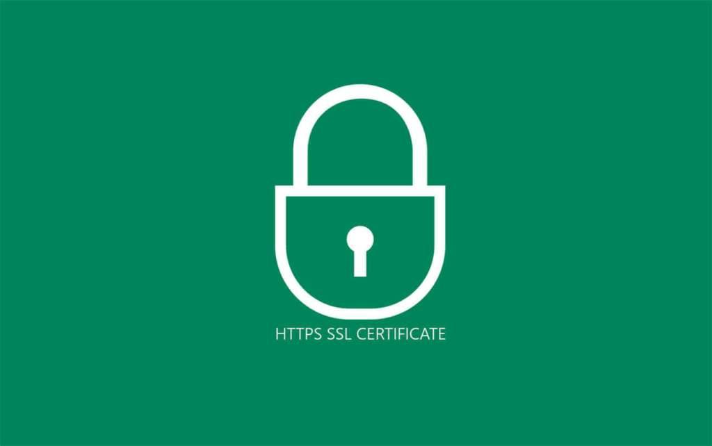 SSL для вашего сайта