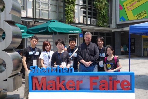 Maker Faire Shenzhen 2014