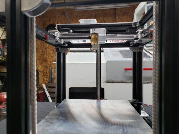 SolidCore 3D Printer-Mic6 Aluminum Bed Plate