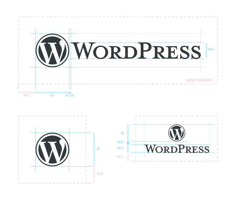 WordPress Logotype Metrics