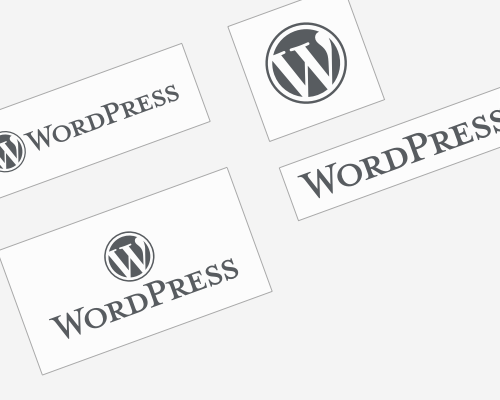 WordPress Logotypes - All Versions