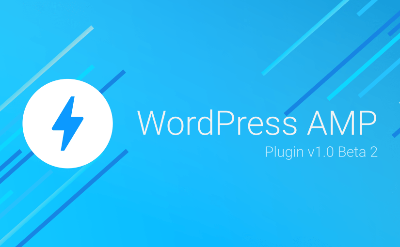 AMP Plugin Release v1.0-beta2