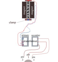 how i did it 2 simple microphone circuit diagram ribbon microphone wiring diagram [ 816 x 1056 Pixel ]