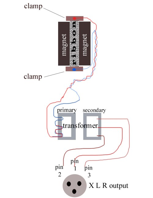 small resolution of how i did it 2 simple microphone circuit diagram ribbon microphone wiring diagram