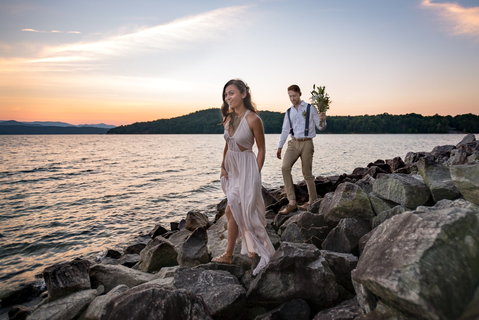 Southeast Adventure Wedding Photographer in Asheville