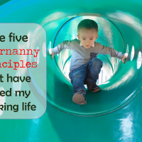 The five Supernanny principles that have saved my freaking life