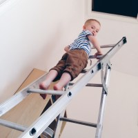 Cotton wool: on letting climbing kids climb and falling kids fall