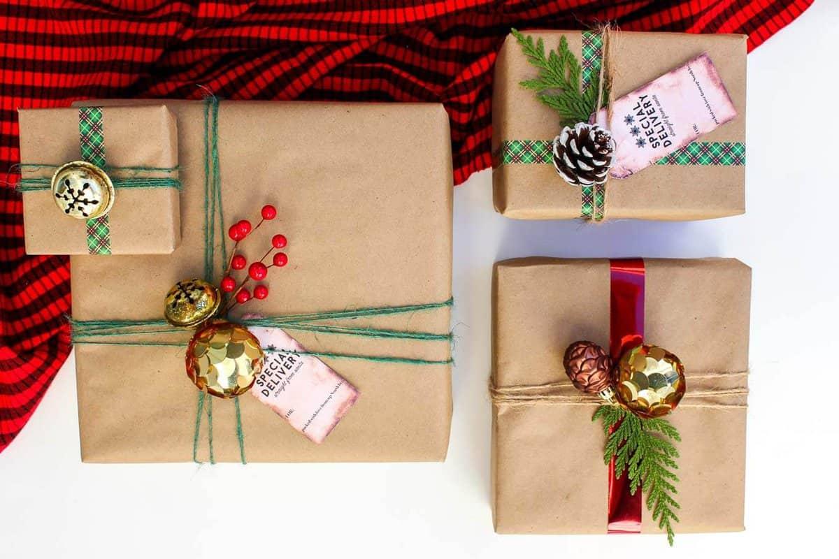 easy dollar store christmas