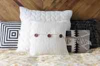 Mud Cloth Crochet Pillow Pattern