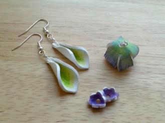 3D Shrink Plastic Jewellery