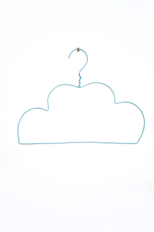 DIY Cloud Coat Hanger
