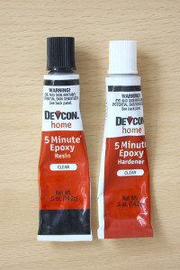 Which Glues to use for making jewellery - 2 Part Epoxy