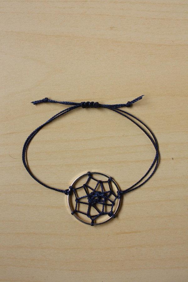Dreamcatcher Inspired Chakra Style Bracelet DIY