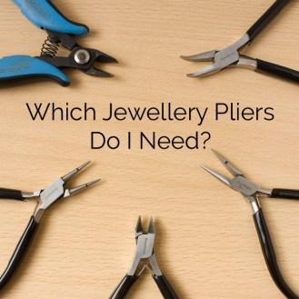 Jewellery Making Pliers