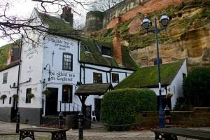 Nottingham City Guide - Ye Old Trip