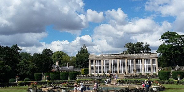 Trip to Belton House and Gardens