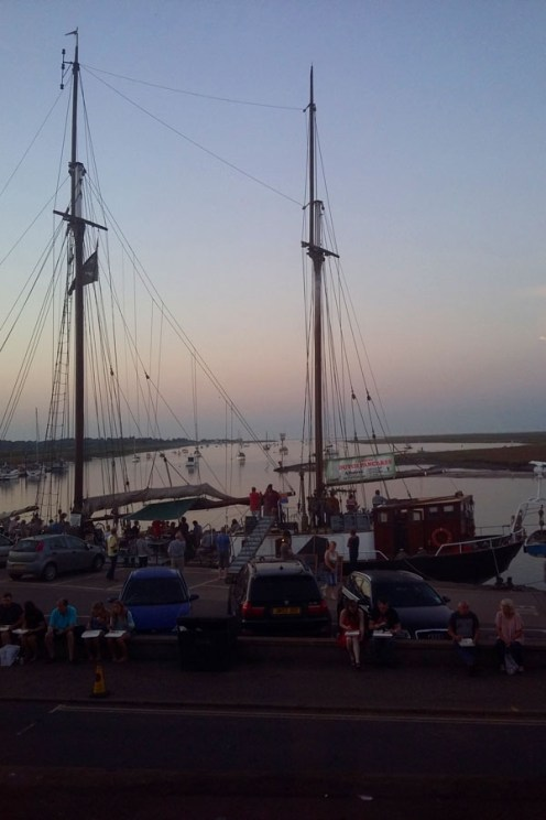 Visiting North Norfolk - Wells by the Sea