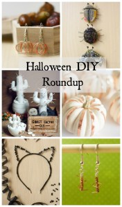 12 Stylish Halloween DIY Ideas