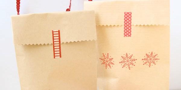 Easy DIY Treat Bags
