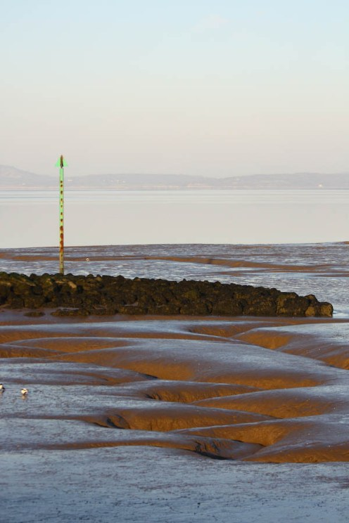 Adventure in Morecambe Bay
