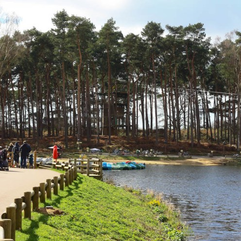 Lakeside at Center Parcs Woburn