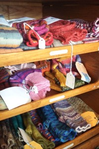 Visit to the Framework Knitters Museum in Ruddington