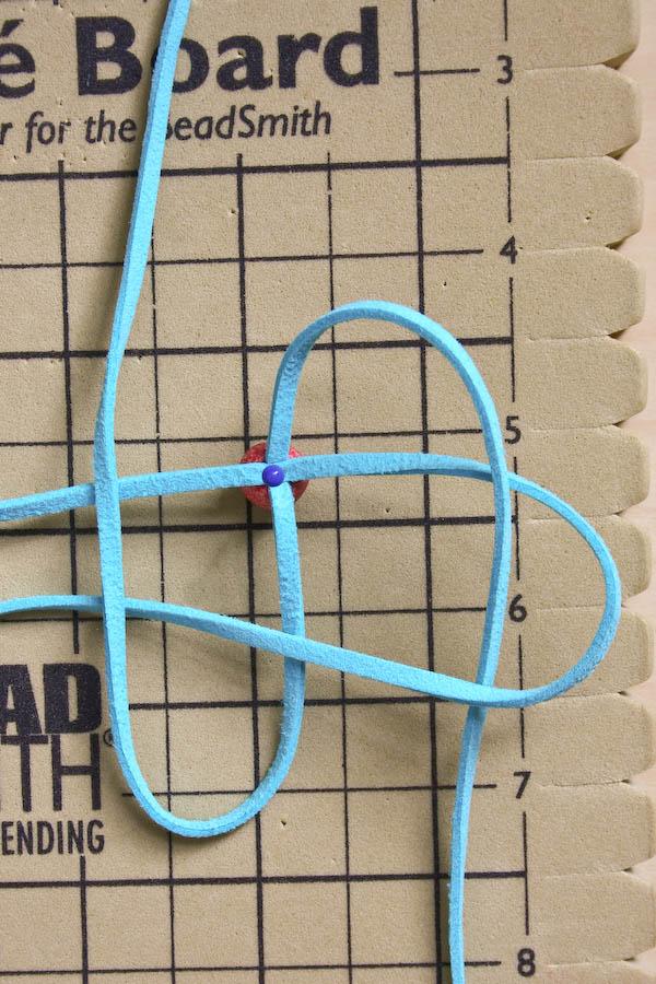 Knotted Tassel Earrings DIY Tutorial
