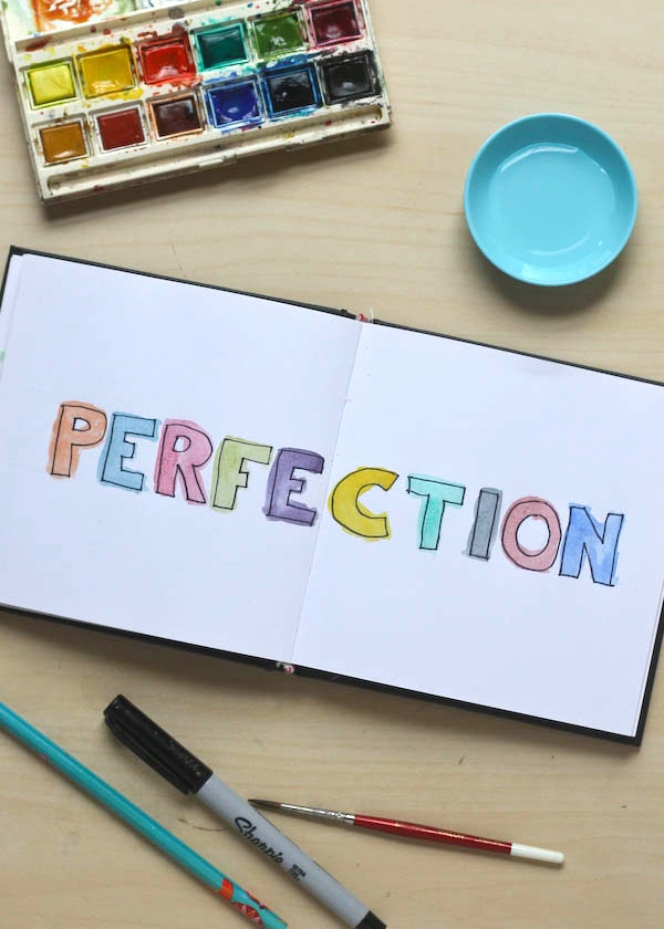 Creative Perfectionism by Make and Fable