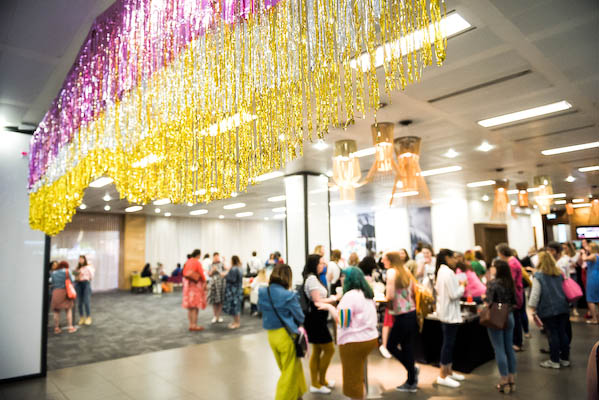 Atmosphere at Blogtacular 2018, ©Will Ireland