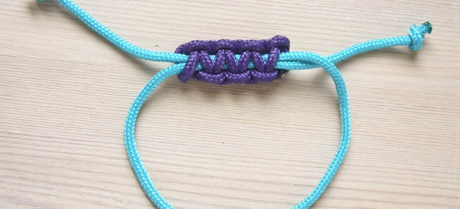 How to make a Square Sliding Knot