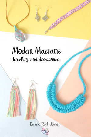Modern Macrame Jewellery and Accessories