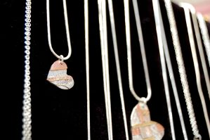 silverspangle at the Make & Mend Market in the Grainger Market 2015