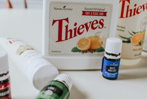 essential oil products from our er order