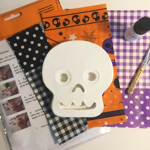Product Image of A Decopatch Skull Kit