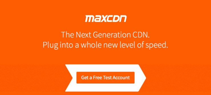 WordPress Max-CDN'yi Hızlandırın