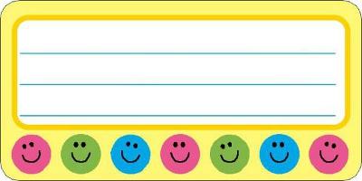 Top 10 Popular School Name Tag Design Examples