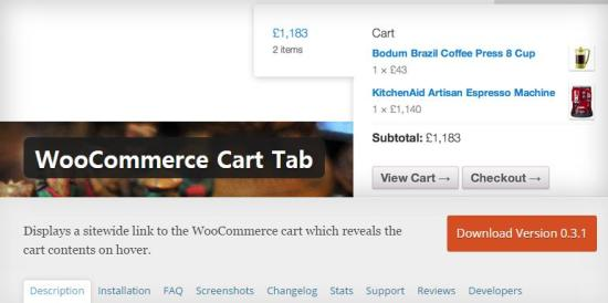 woocommerce-cart-tab