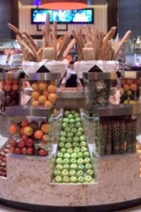 Harrahs Rincon faux produce