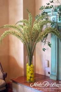 Makebe-leaves-artificial-floral-with-lemons-itemCON-122