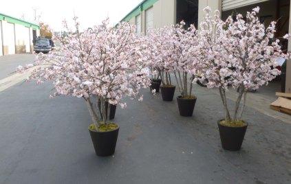 6ft custom artificial cherry blossom trees1