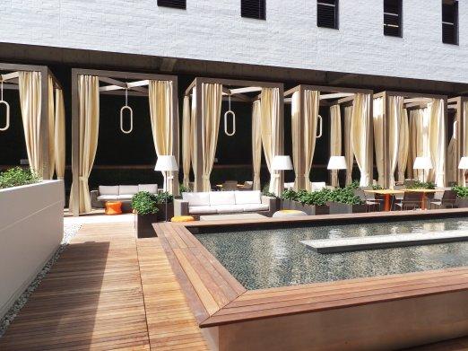 hotel UV indoor / outdoor faux plants