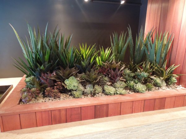 artificial outdoor landscape architects