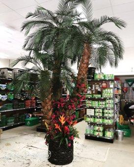 15ft-artificial-triple-trunk-palm-tree