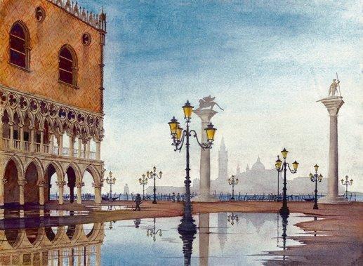 Ameche Piazzetta San Marco