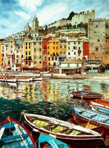 Ameche Portovenere Italy
