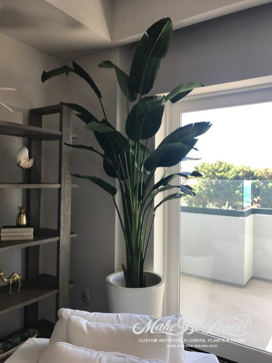 faux-bird-paradise-tree
