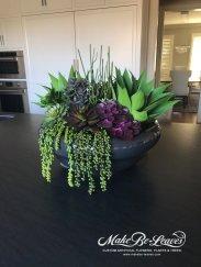 artificial succulents